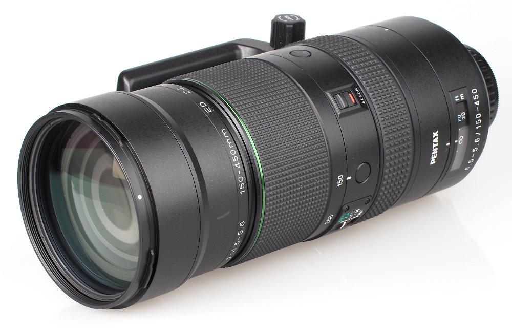 HD PENTAX D FA 150 450mm F4