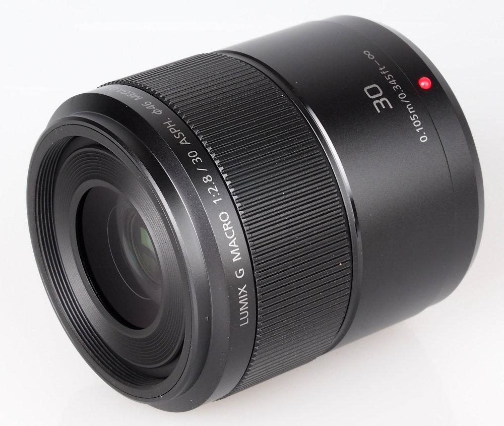 Panasonic Lumix G 30mm Macro F2 8 Lens (3)