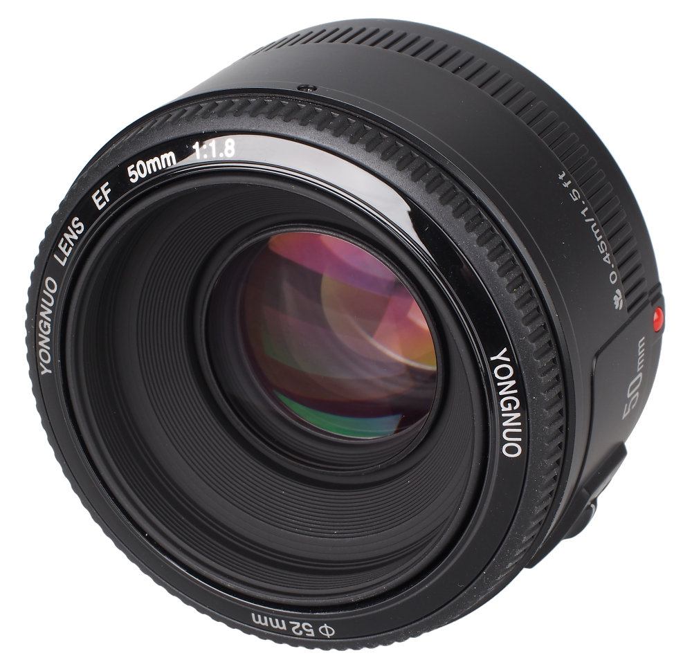 Yongnuo 50mm F1 8 Canon EF (4)