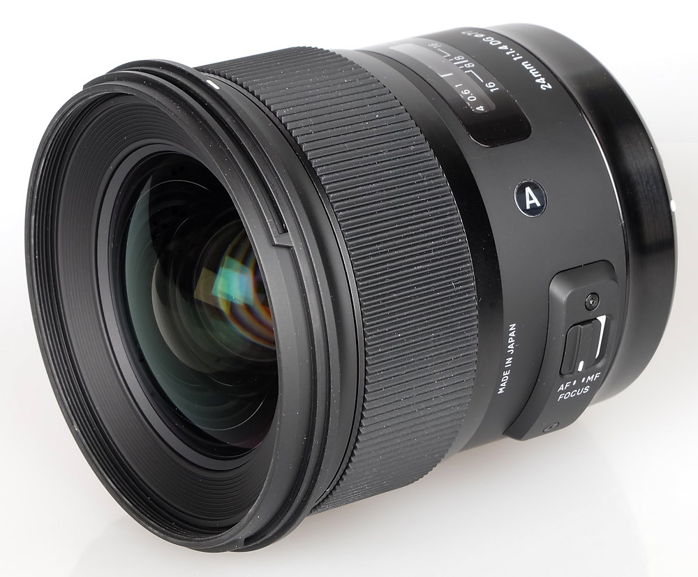 Sigma 24mm F1 4 DG Art Lens (3)