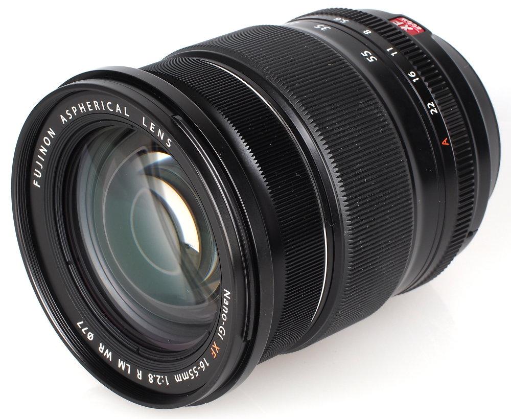 Fujifilm Fujinon XF 16 55 F2 8 R LM WR (9)
