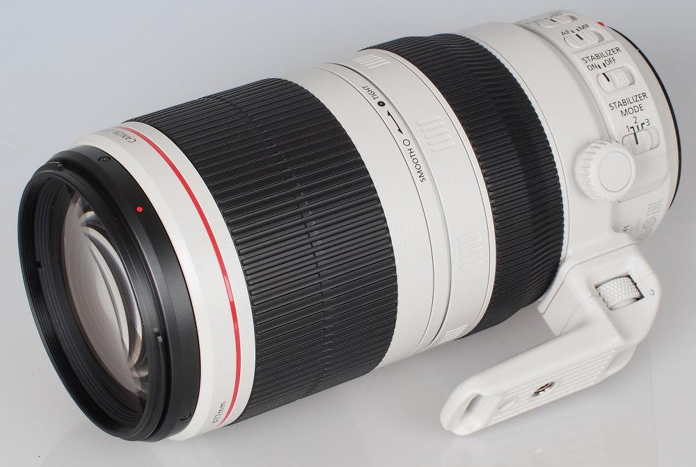 Canon EF 100 400mm F4