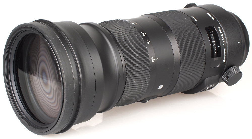 Sigma 150 600mm S Sports Lens (5)