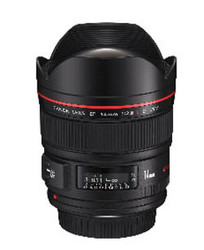 Canon ultra-wide EF 14mm f/2.8L II USM