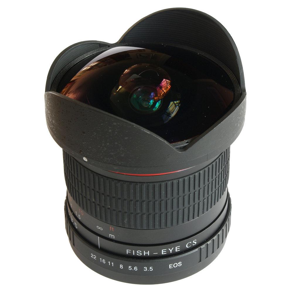 Kelda 8mm f/3.5 Fisheye CS
