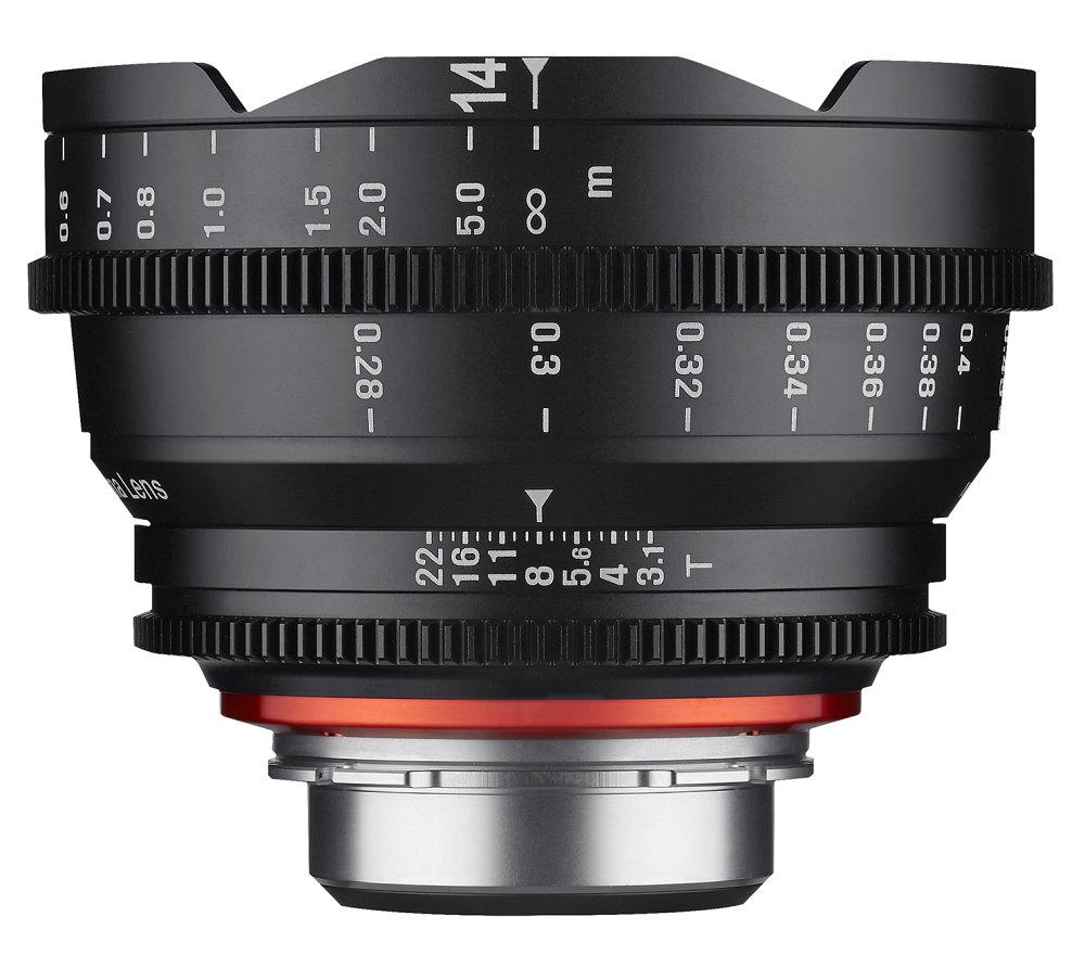 XEEN 14mm T3.1 CINE