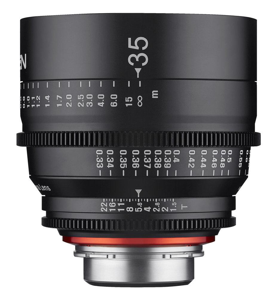 XEEN 35mm T1.5 CINE