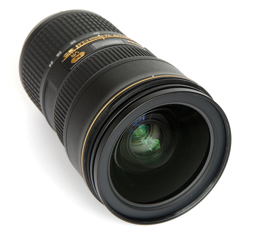 Nikon 24 70mm Front