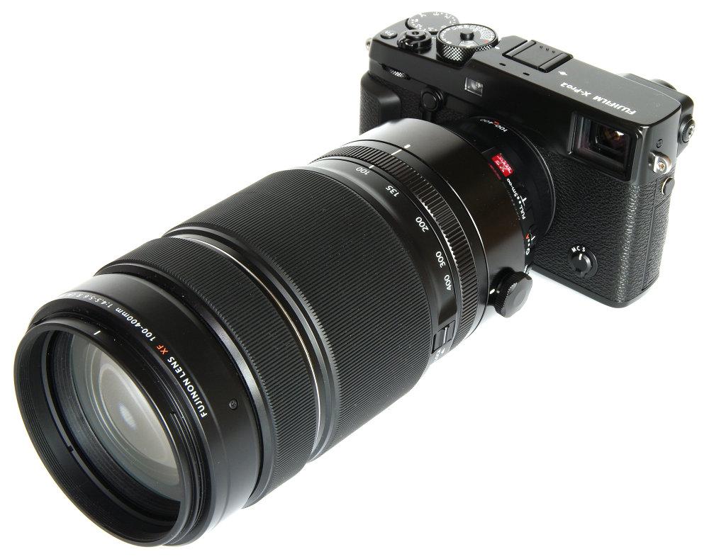 Fujinon 100 400mm On Fuji X Pro2
