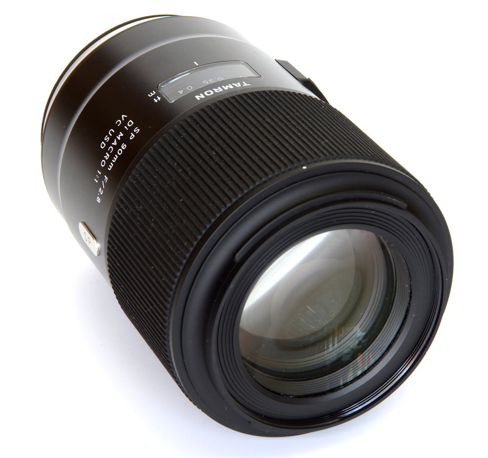 SP 90mm f/2.8 MACRO 1:1 Di VC USD F004