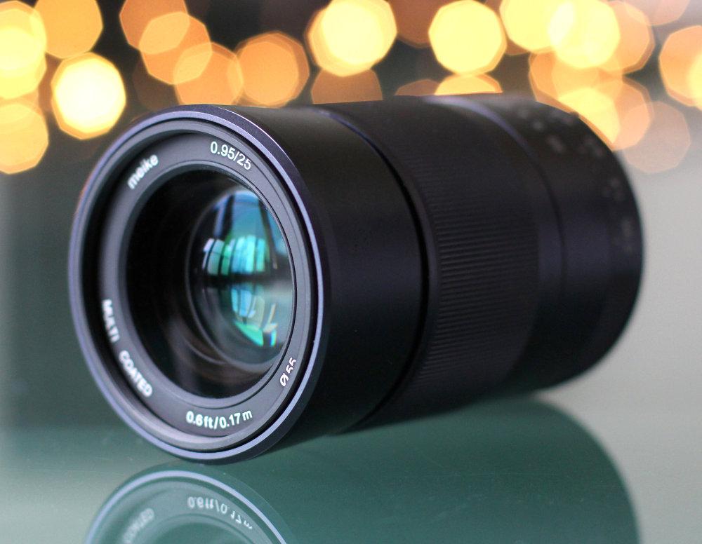 MEIKE 25mm F0 95 MFT Lens (3)