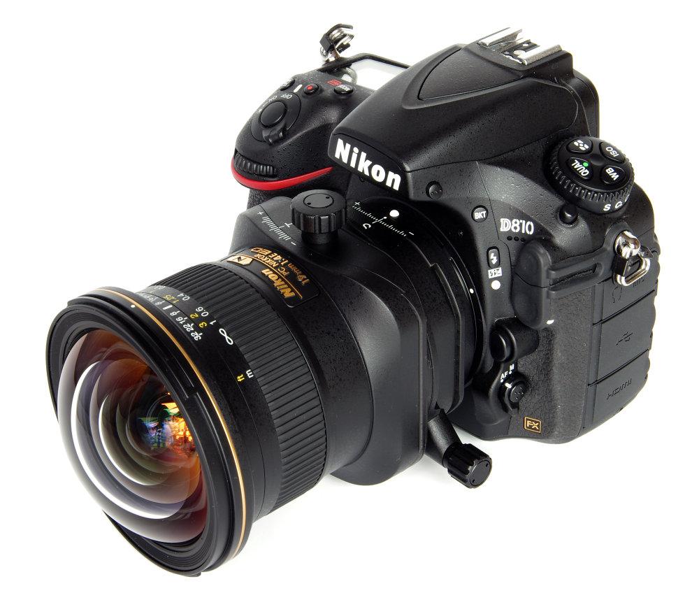 Pc Nikkor 19mm F4 On Nikon D810