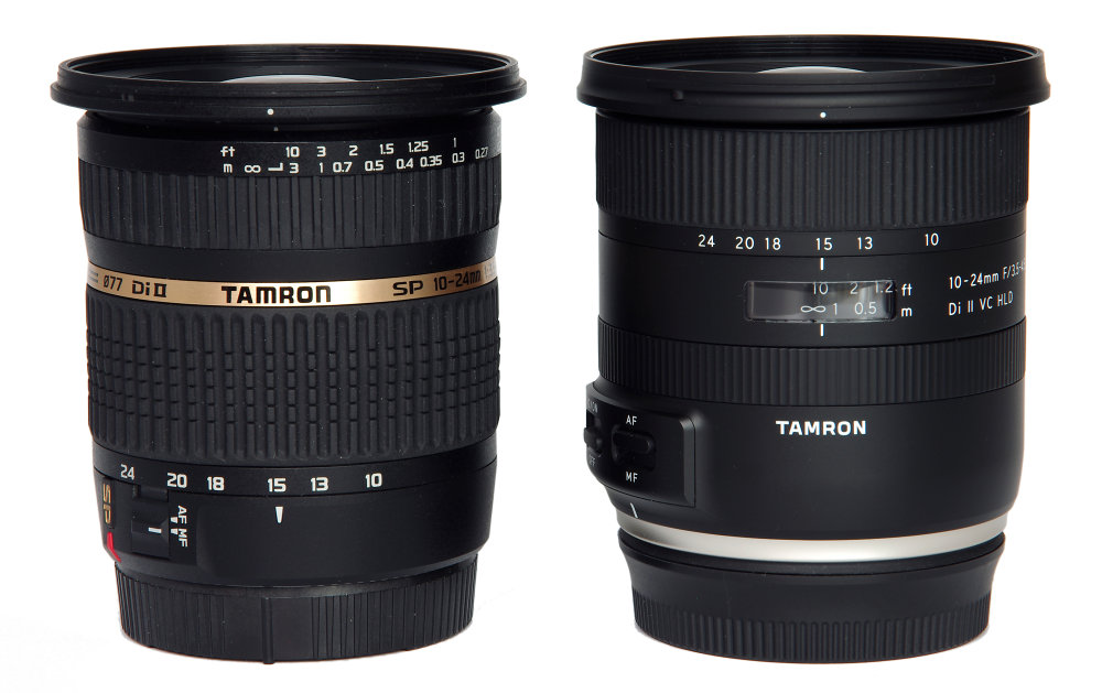 Tamron 10 24mm DiII Vc Hld With Previous Version