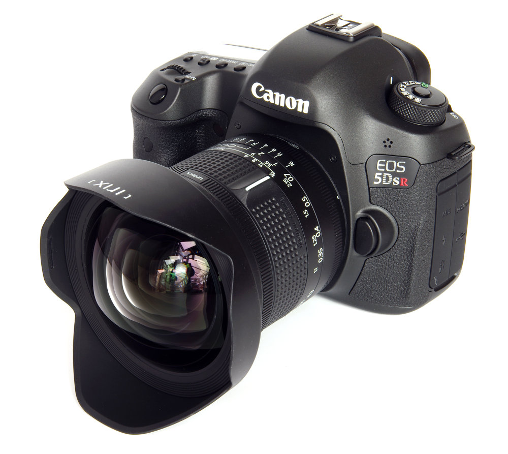 Irix 11mm F4 Firefly On Canon 5dsr