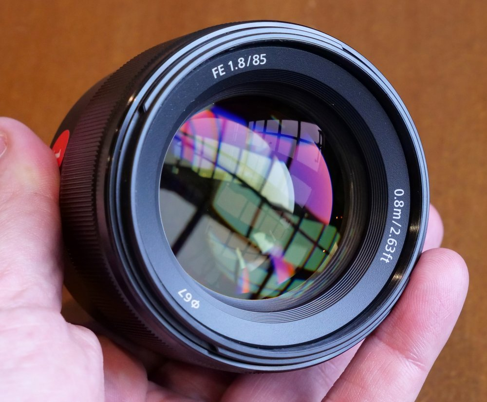 Sony FE 85mm F1 8 (8) (Custom)