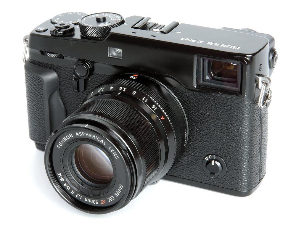 Fujinon Xf 50mm F2 On X Pro2