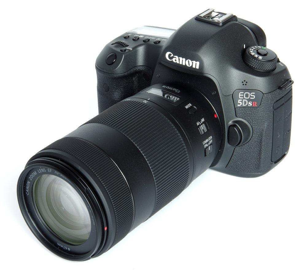 Canon Ef 70 300mm Is II Usm On 5d Sr At 70mm