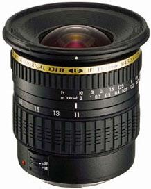 Tamron SP AF 11-18mm f/4.5-5.6 DiII LD