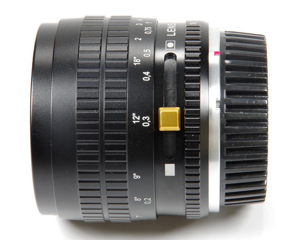 Lensbaby Burnside 35mm F2,8 Vignette Control