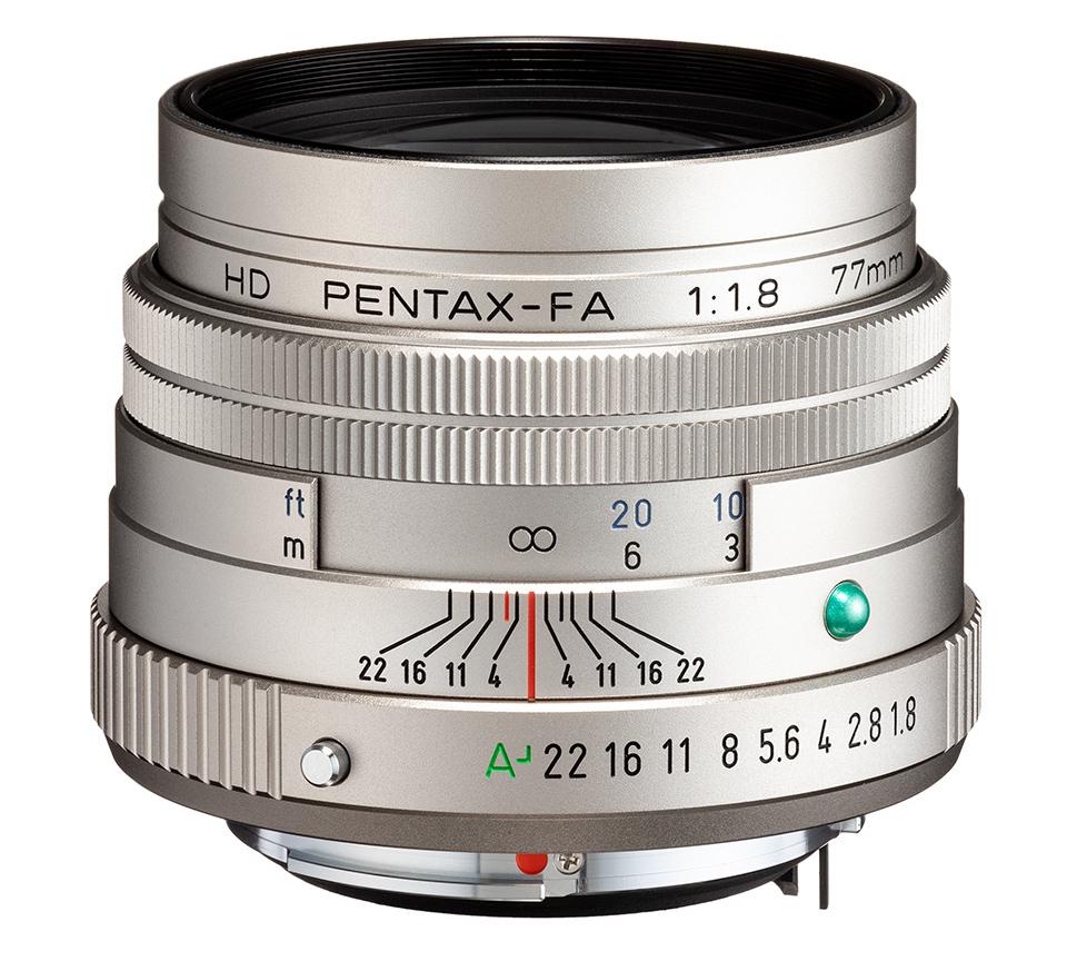 HD PENTAX-FA 77mm f/1.8 Limited (2021)