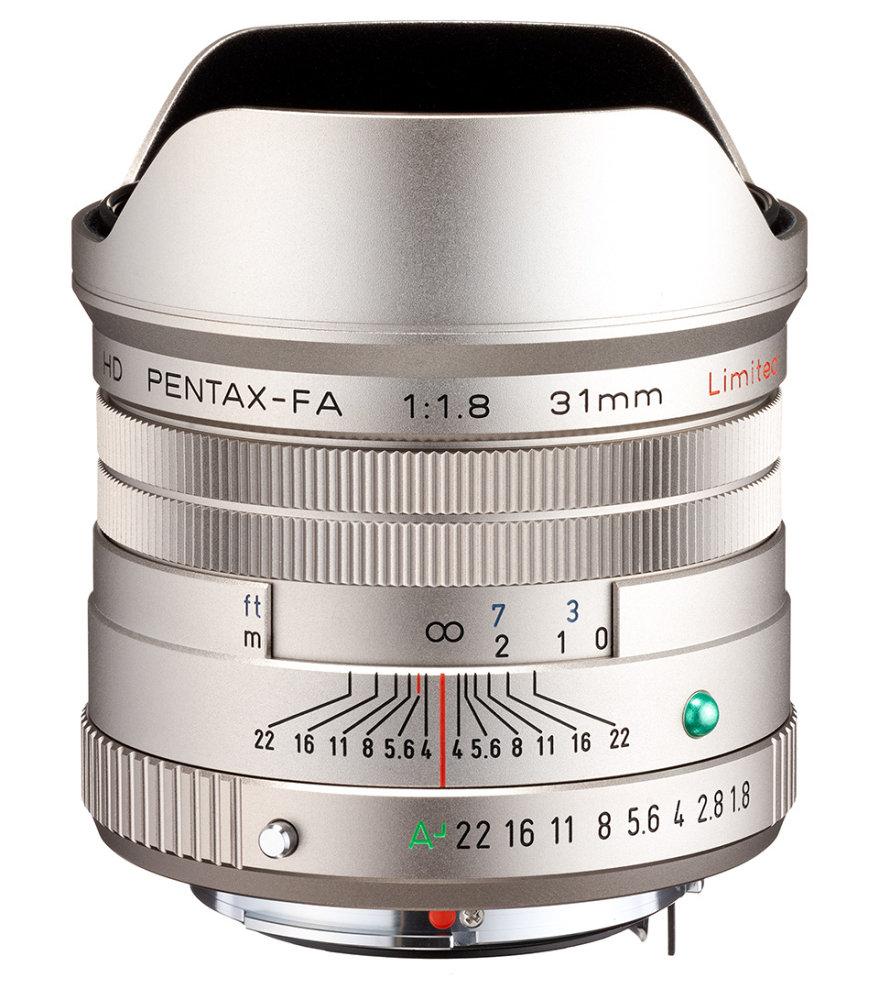 HD PENTAX-FA 31mm f/1.8 Limited (2021)