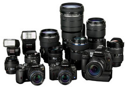 Olympus Zuiko digital SWD lenses
