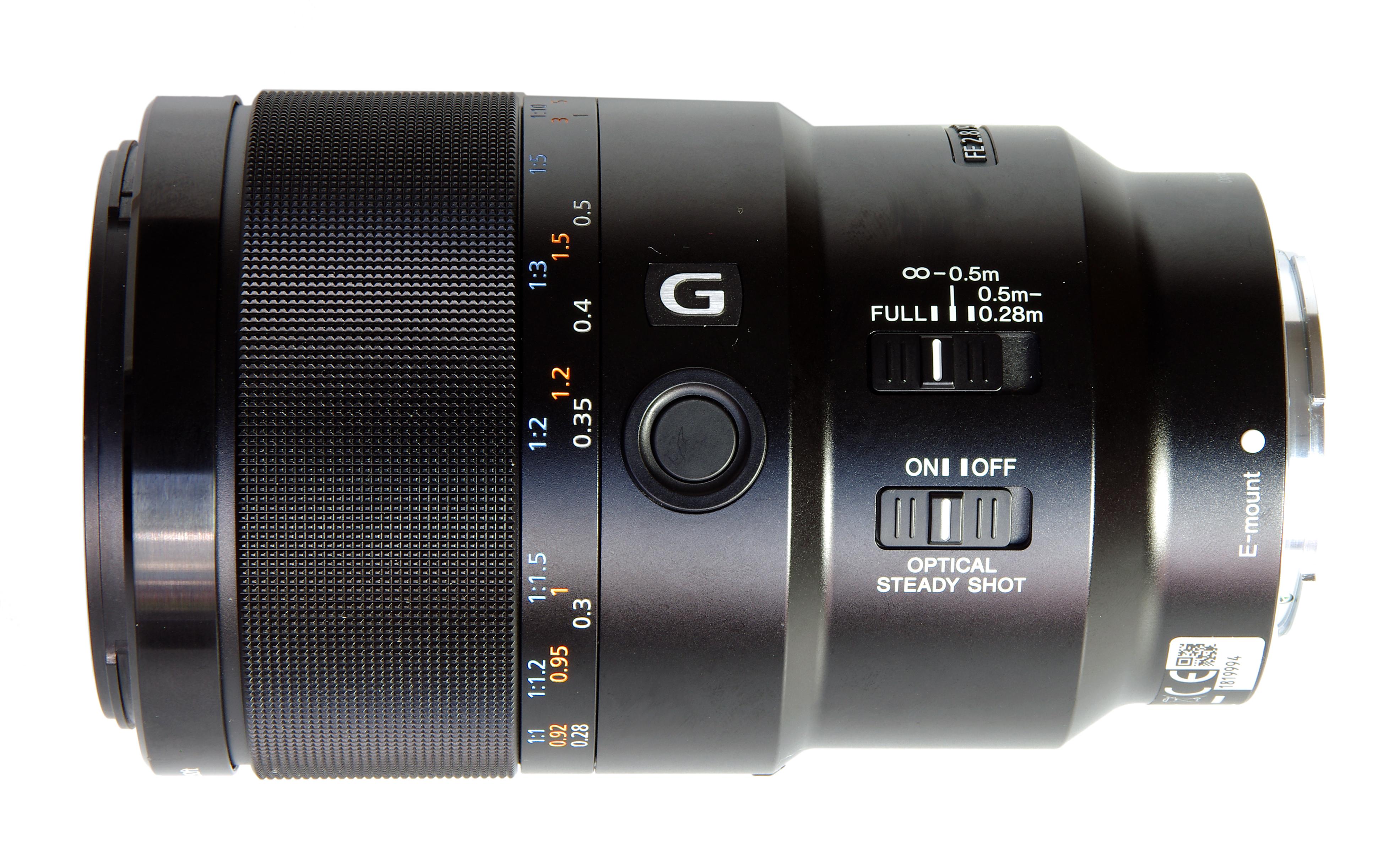 Sony FE 90mm f/2.8 Macro G OSS Review